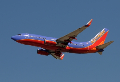 © Icholakov | Dreamstime.com - Southwest Airlines Jet Airplane Photo